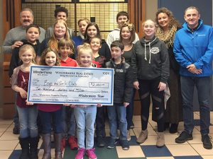 Windermere Donates to Boys and Girls Club