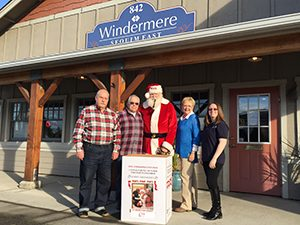 Windermere Toy Drive