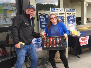 Windermere Helps Sequim Food Bank