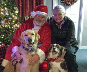 Windermere Santa Paws 2019