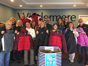 Windermere Winter Coat Drive 2019