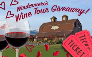 Windermere Wine Tour Giveaway